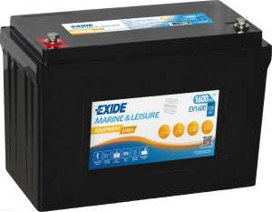 125Ah/400A Akumulator Li-Ion EXIDE Equipment  EV1600