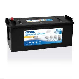 120Ah/760A  Akumulator EXIDE Equipment  GEL ES1350