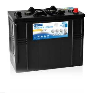 120Ah/750A  Akumulator EXIDE Equipment  GEL ES1300