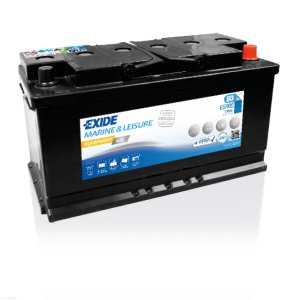 80Ah/540A  Akumulator EXIDE Equipment  GEL ES900