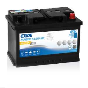 56Ah/410A  Akumulator EXIDE Equipment  GEL ES650